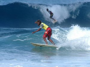 Surfing Barbados or Bust