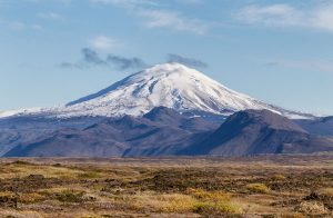 Iceland Volcanic Backdrop by istock