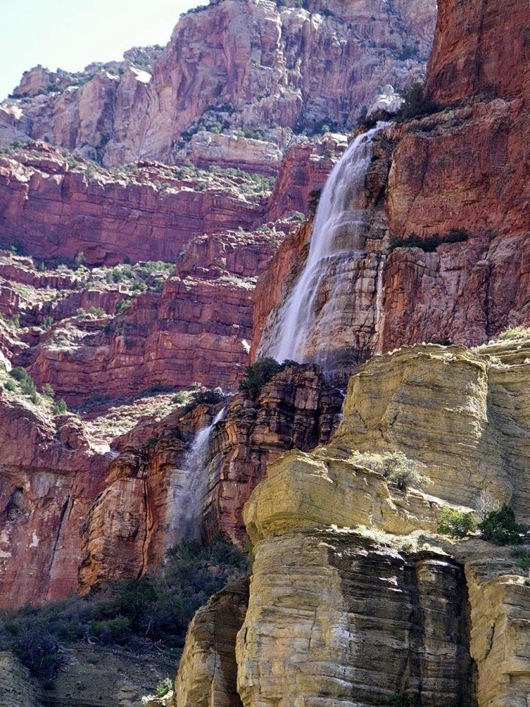 Devil's Corkscrew Bright Angel Trail