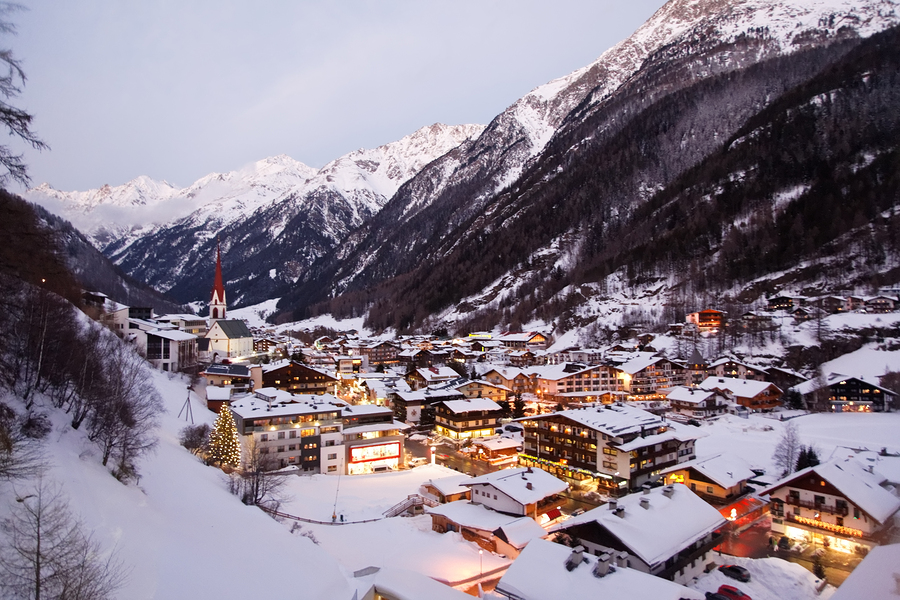 Quaint Village Ski Resorts