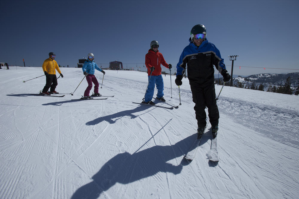 Ski Advice Adult Beginner