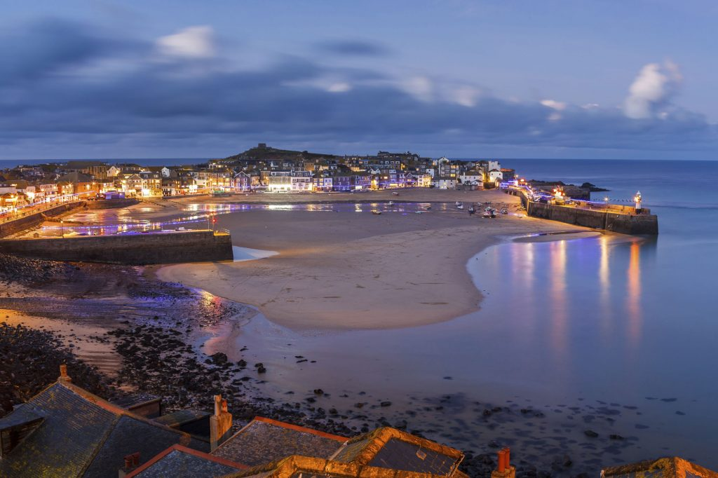 Exploring St. Ives