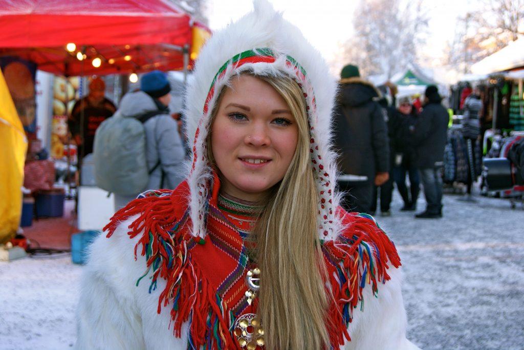 Sami People Northern Norway
