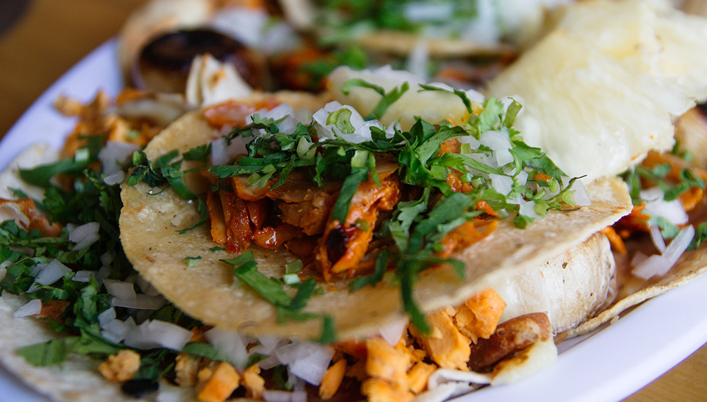 Street Food in Austin