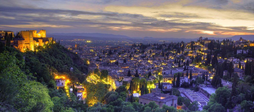 Explore Granada in Spain