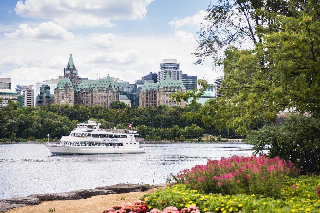 Ottawa River Cruise