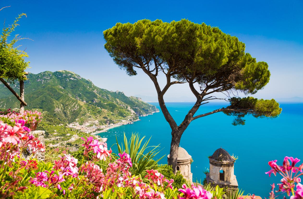 Amalfi Coast, Campania, Italy