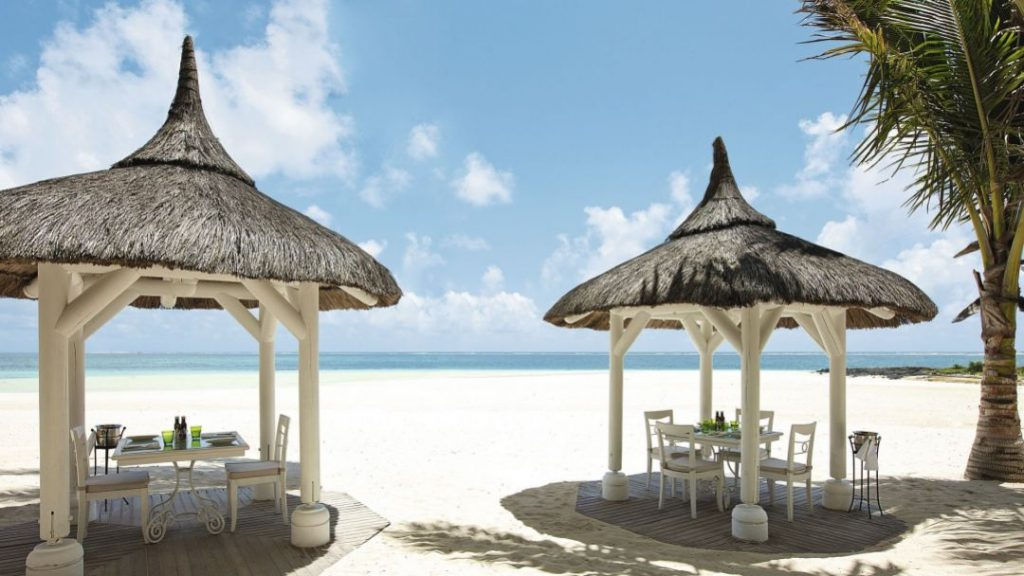 Lux Belle Mare Resort Beach