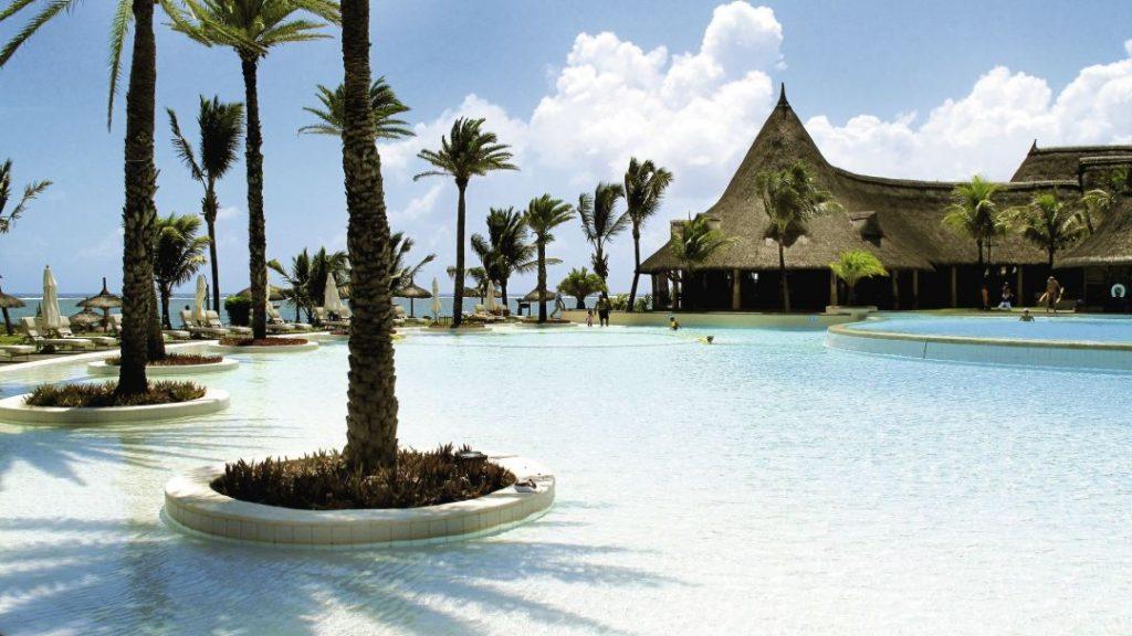 Lux Belle Mare Resort Swimming Pool