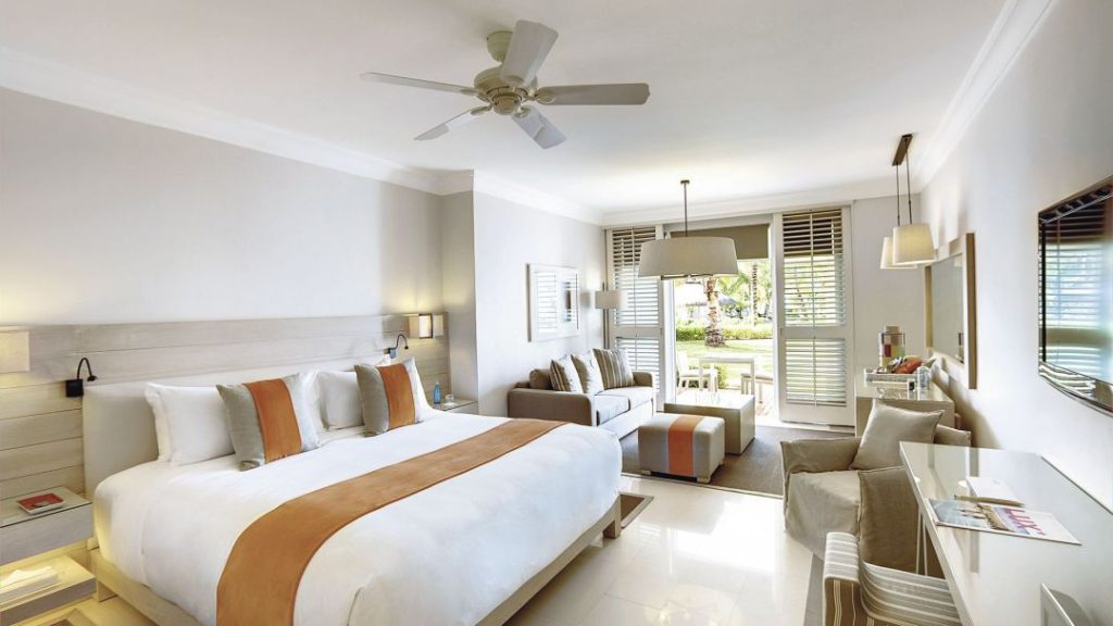 Rooms at Lux Belle Mare Resort