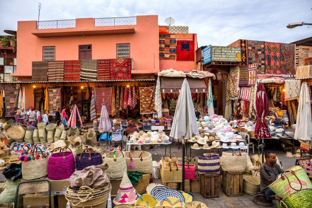 Marrakesh Berber Market