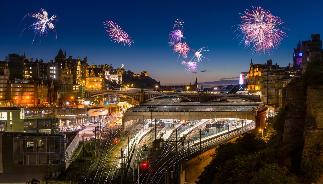 New Year's Eve in Edinburgh - Edinburgh New Year Celebration