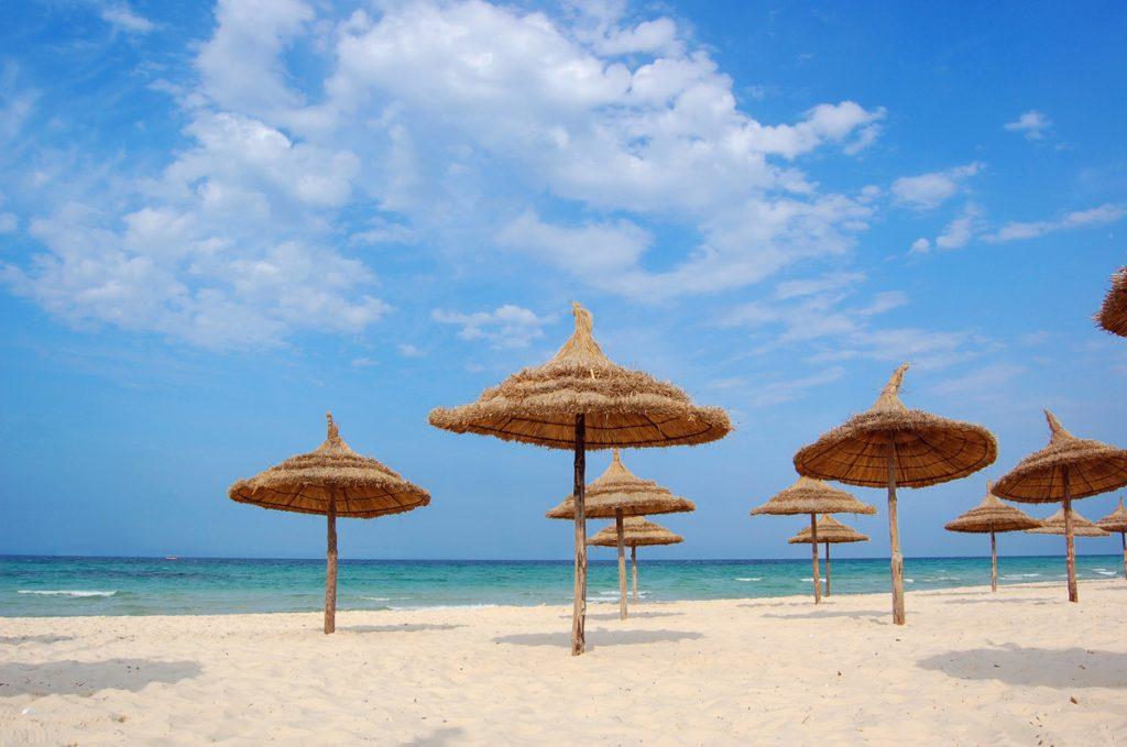 Tunisia Beach Life