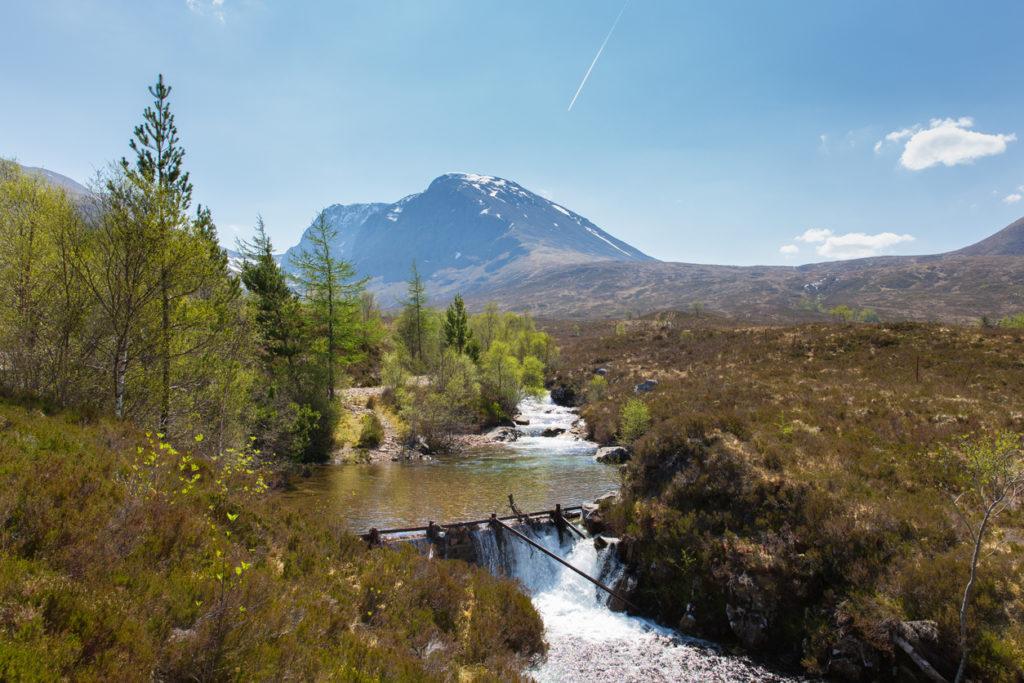 Ben Nevis in Scotland