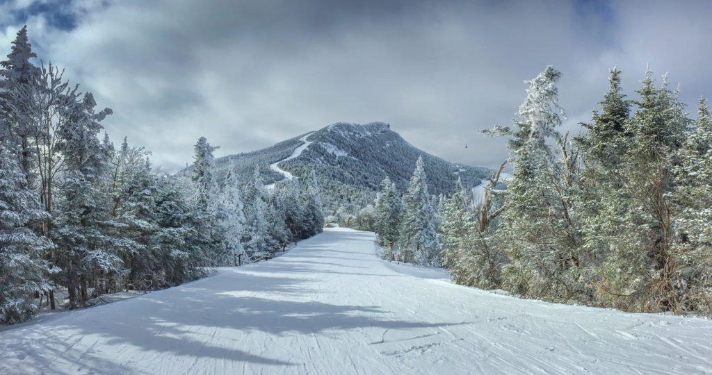 Skiing in Cranmore Mountain and North Conway
