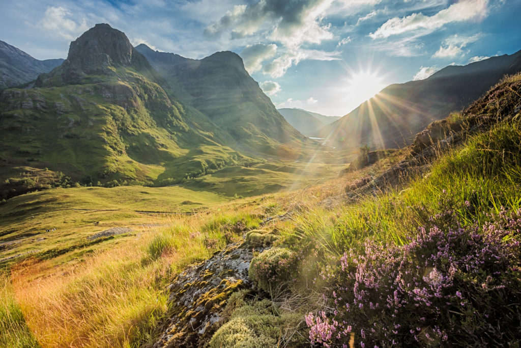 Glen Coe, Highlands, Scotland