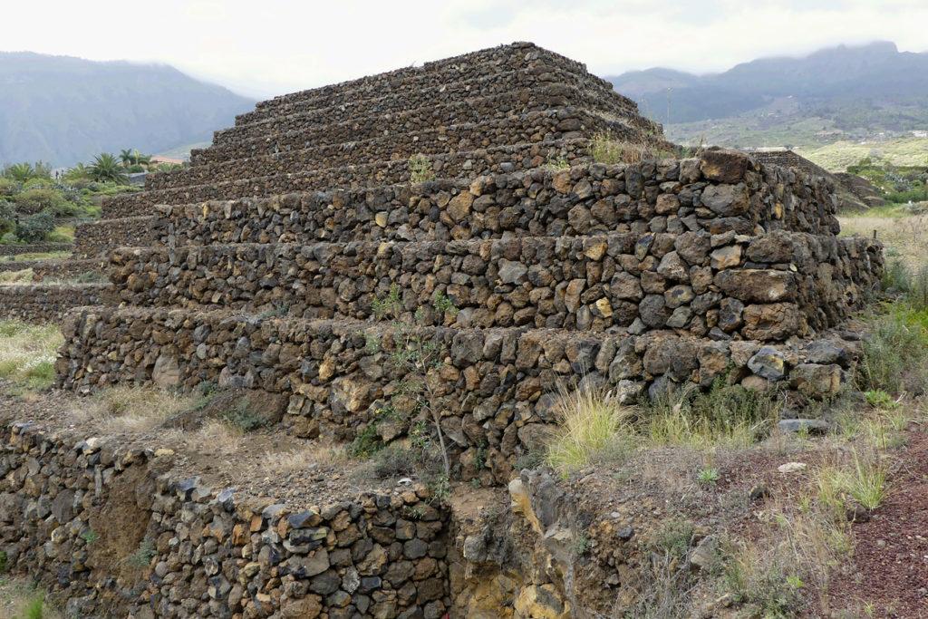 Piramides de Guimar in Tenerife