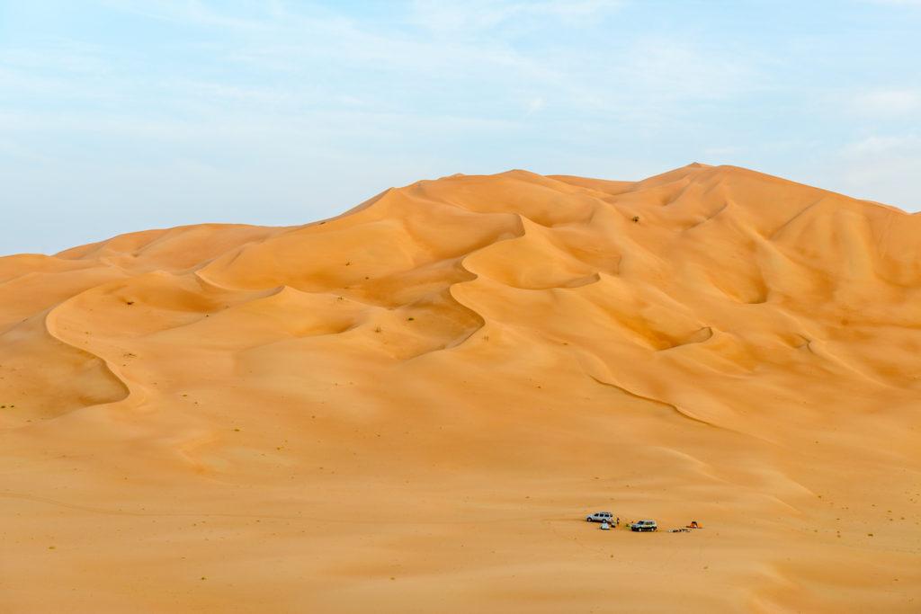 Rub al-Khali Desert