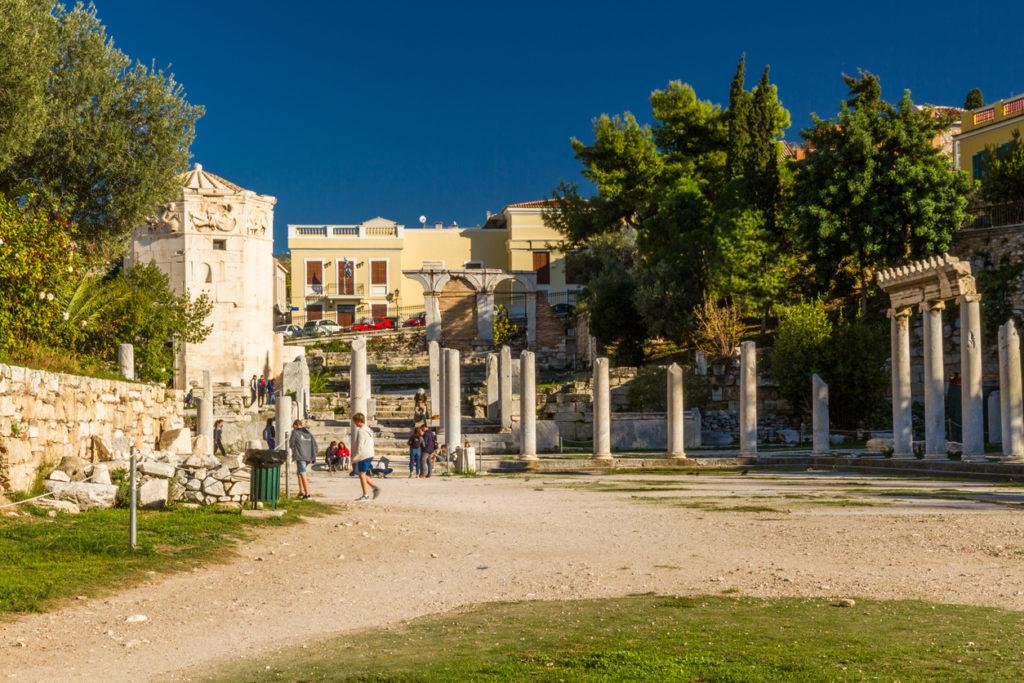 Athens, Greece – Roman Agora