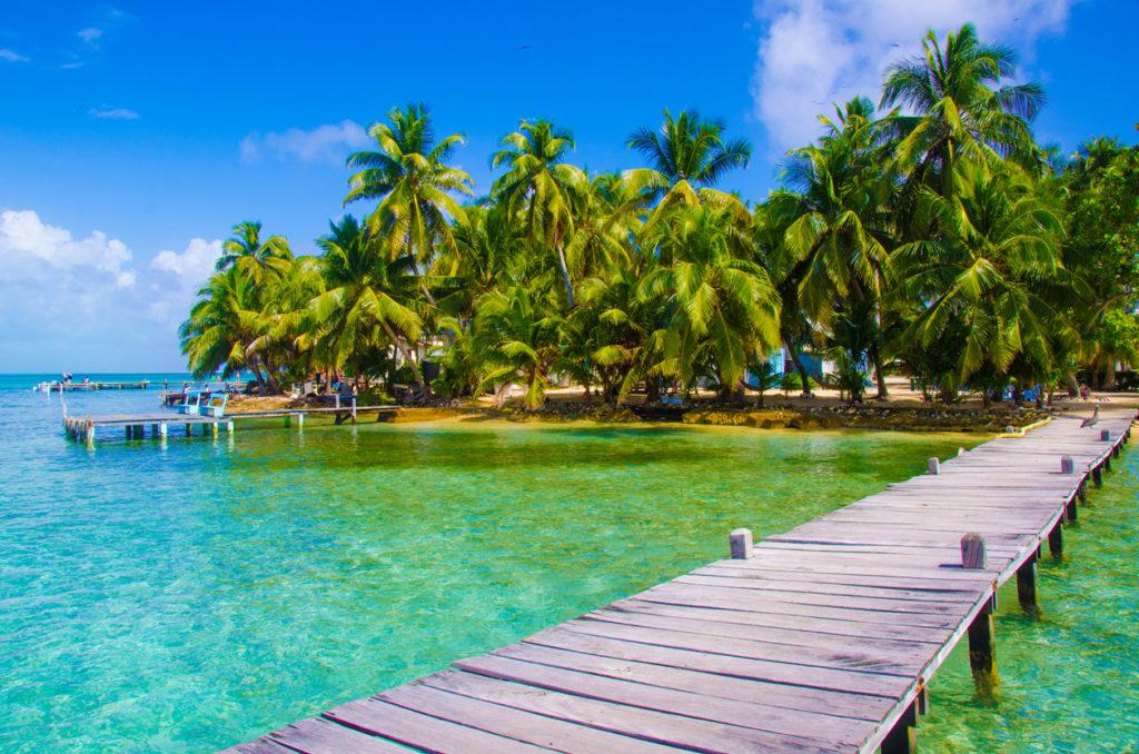 Belize looking beautiful