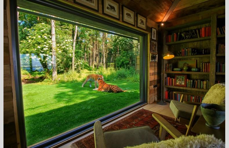 Port Lympne Hotel and Reserve Luxury Safari Lodge