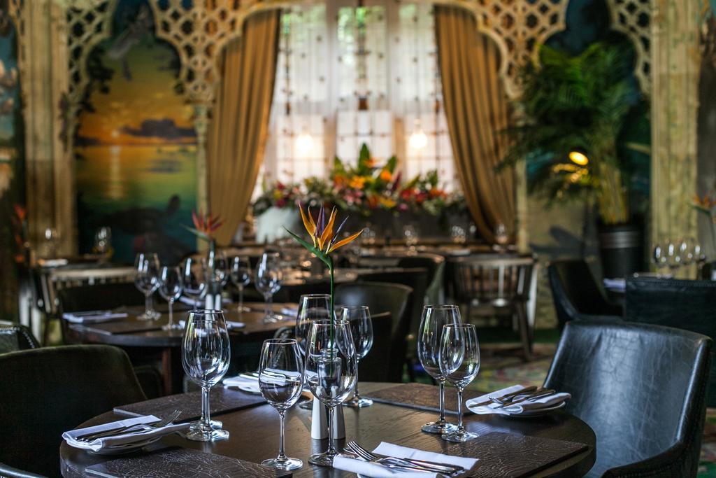 Port Lympne Hotel and Reserve Wonderful Restaurant