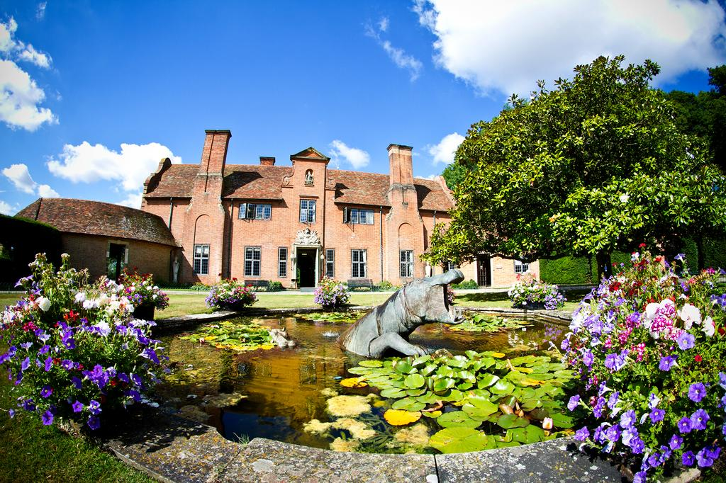 Port Lympne Hotel and Reserve in Kent