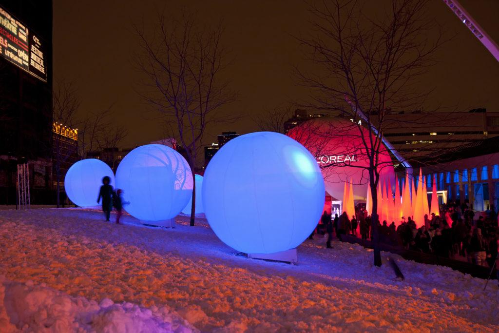 Festival Montréal in Lumière