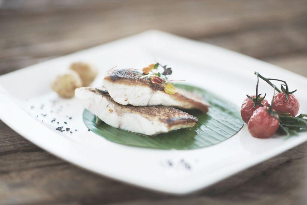Meal at Puente Romano, Marbella