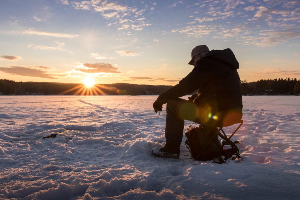 Ice Fishing in Minnesota