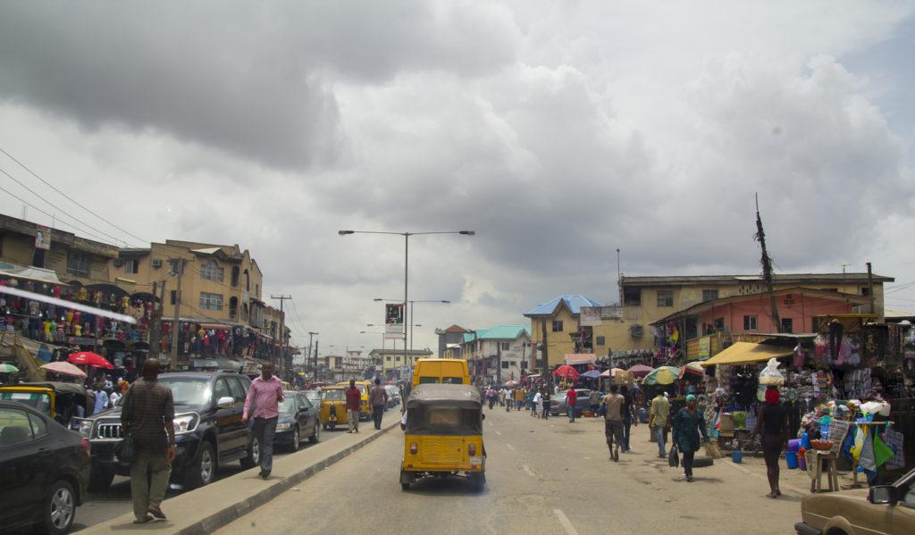 City of Lagos, Nigeria