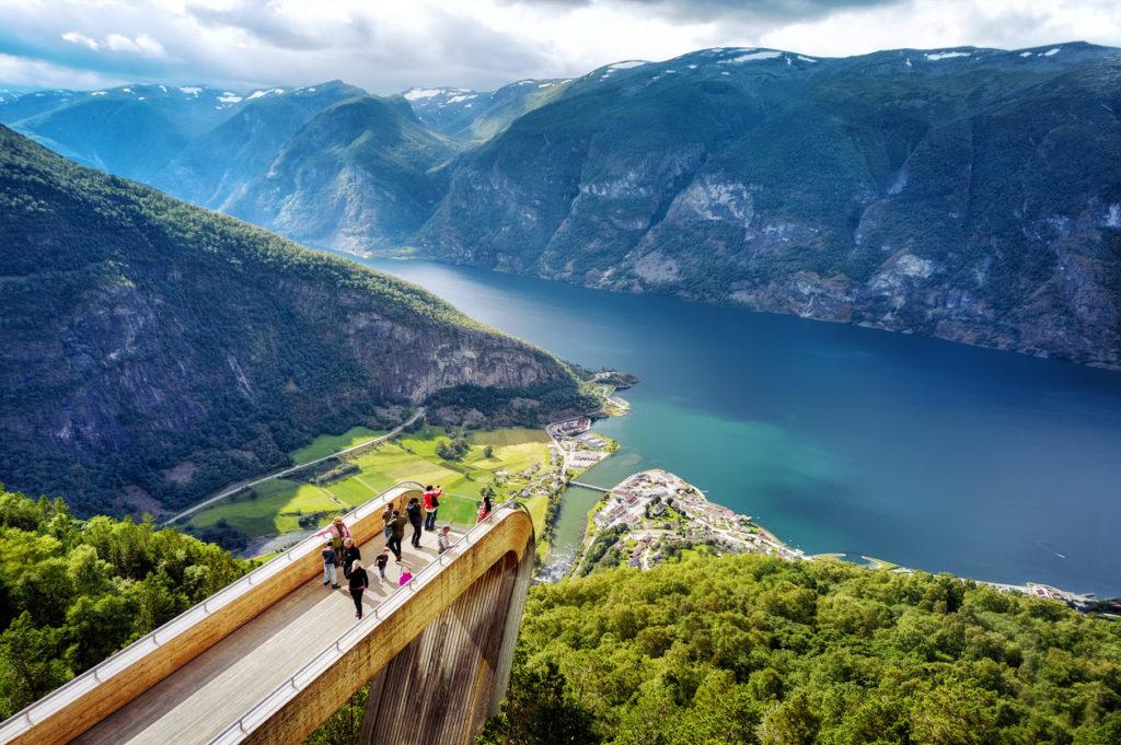 Stegastein Norway