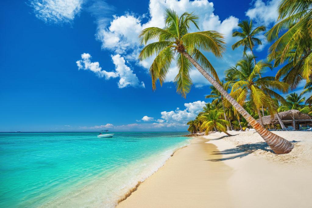 The Dominican Republic Beach