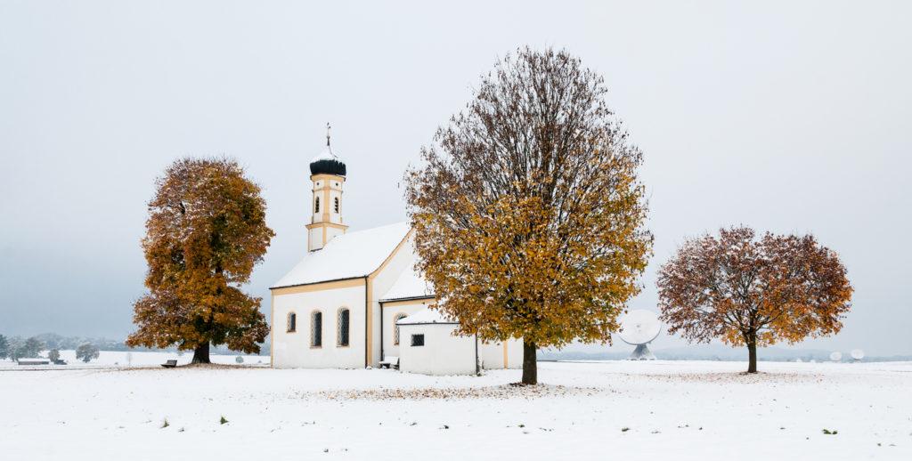 Chapel St. Johann near Raisting
