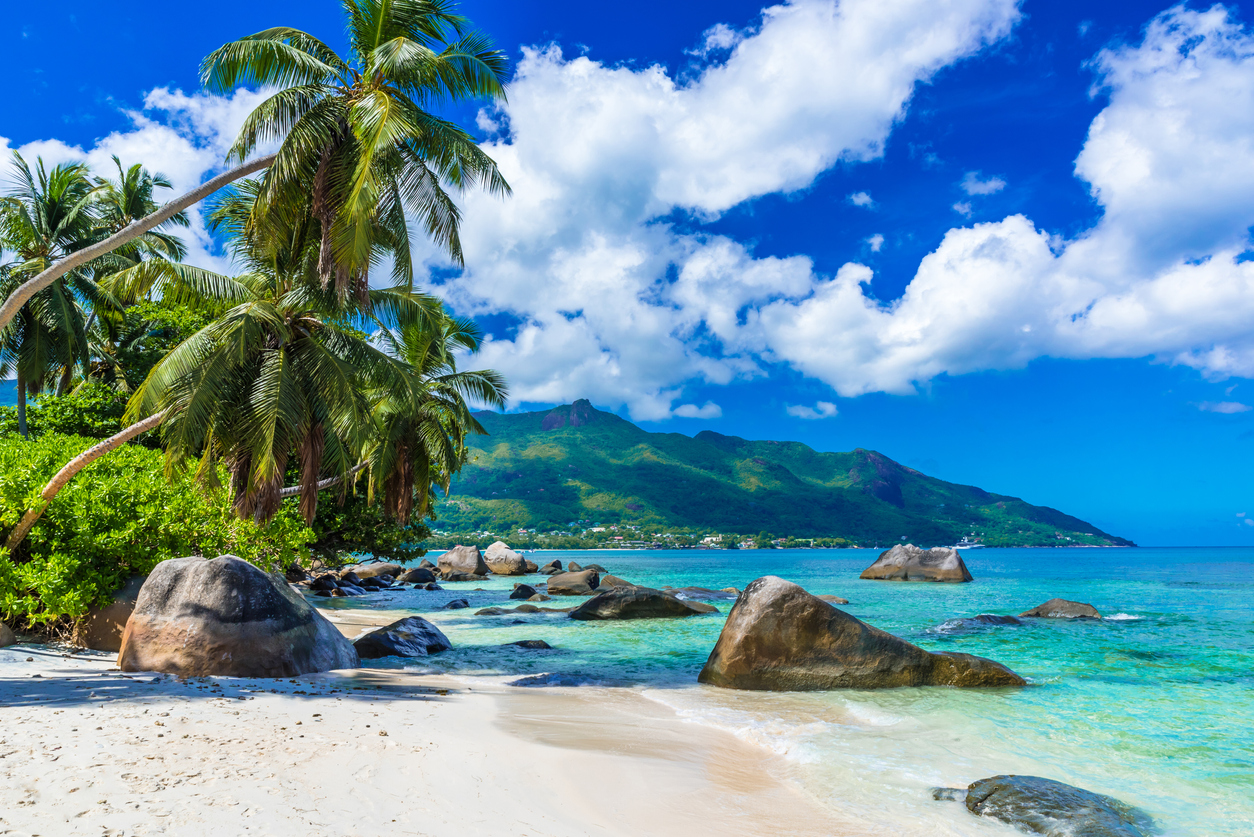 Top 10 Tropical Vacations