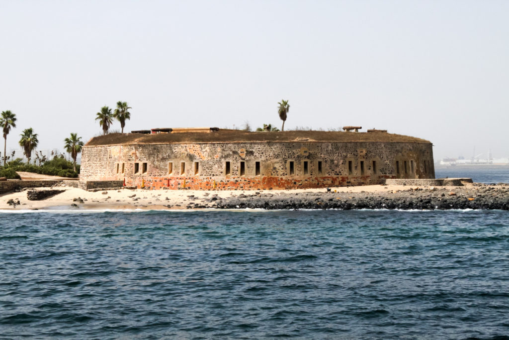 Fort of Goree Island, Senegal