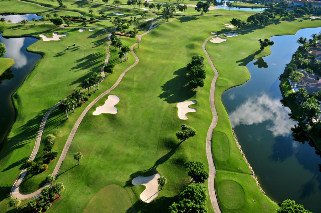 Golf Florida Style