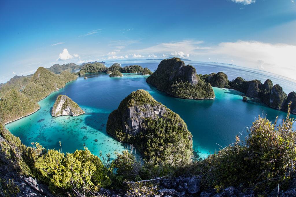 Wonderful Waters of Indonesia