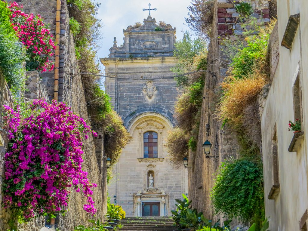 Cathedral of San Bartolomeo in Lipari