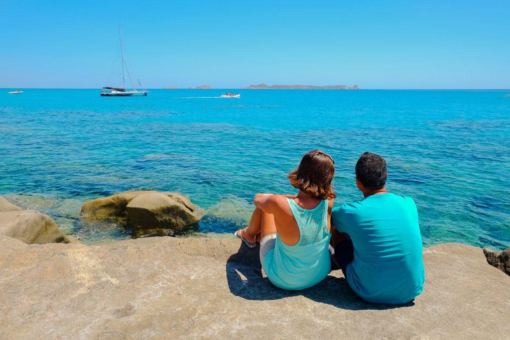 Enjoying Sardinia