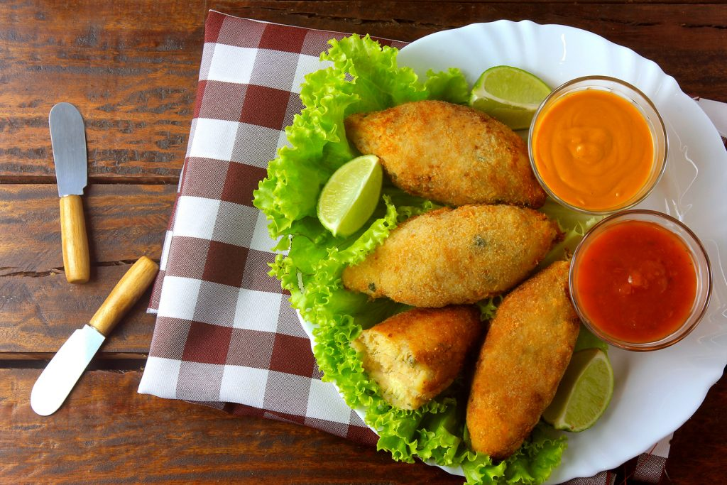 Floridian Conch Fritters