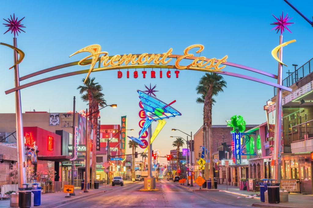 Fremont East Las Vegas