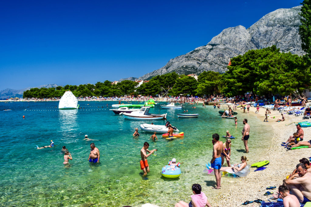 Beach Resorts of Croatia