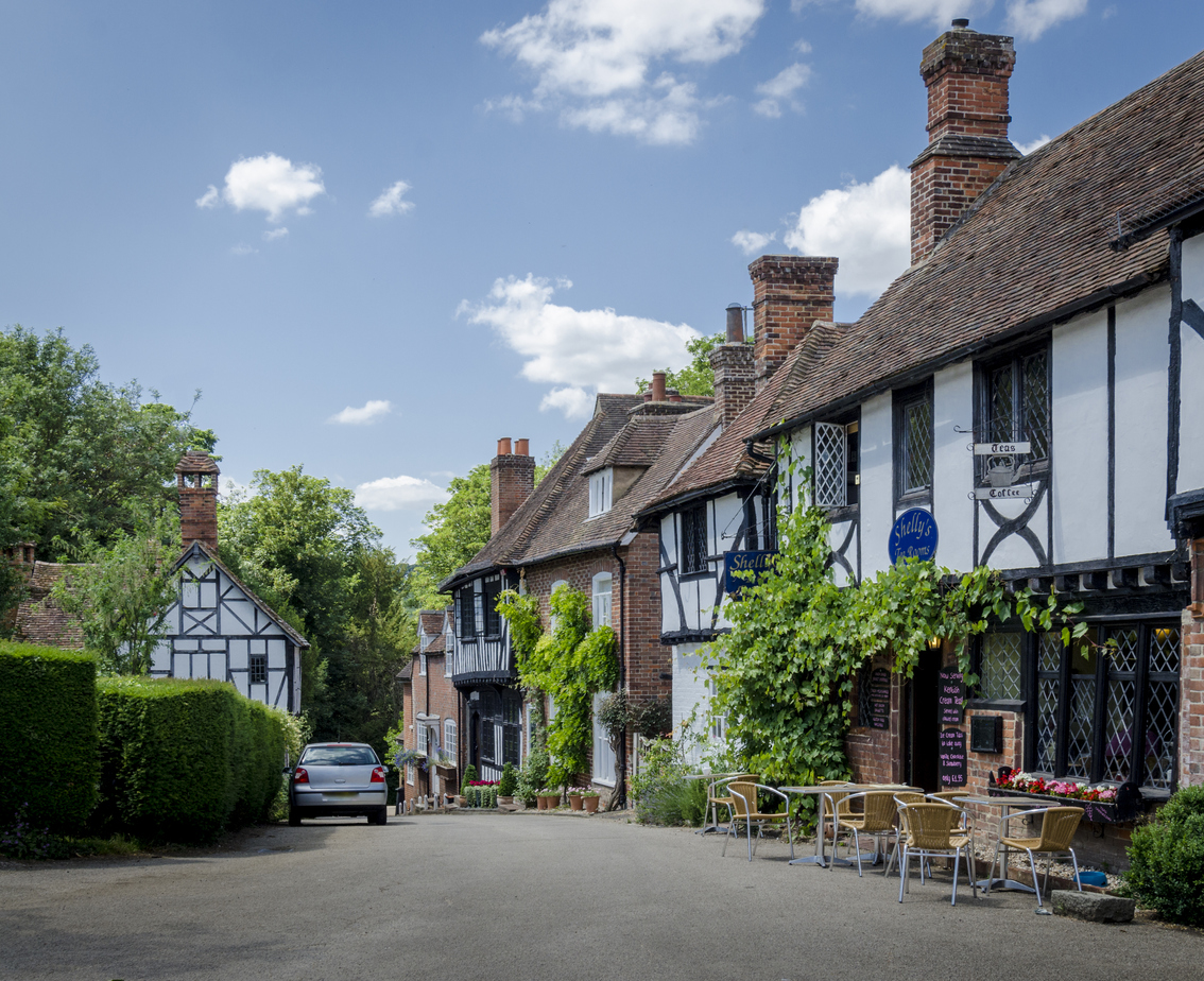 Beautiful Villages in Kent