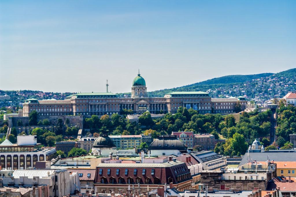 Buda Castle - Budapest