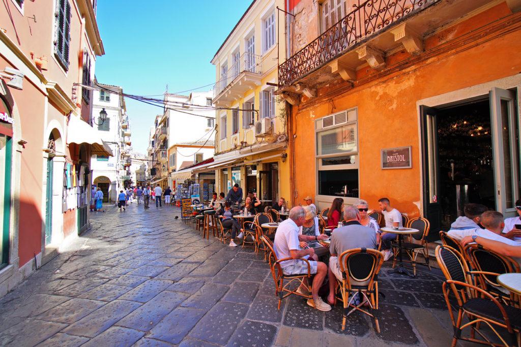 Escape to Corfu