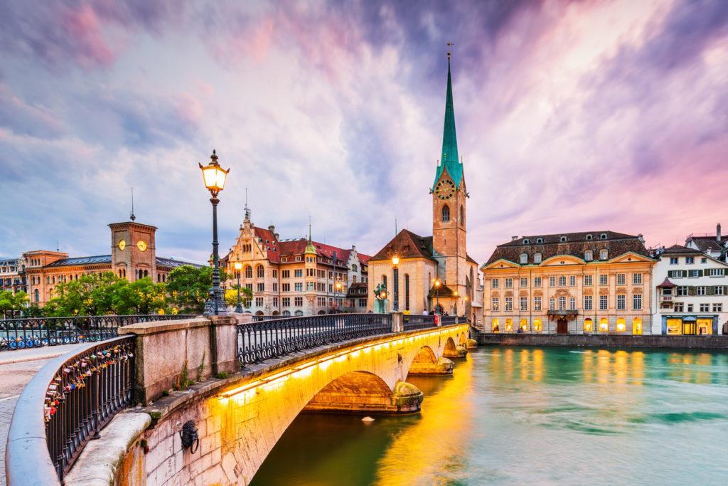 Zurich, Switzerland.