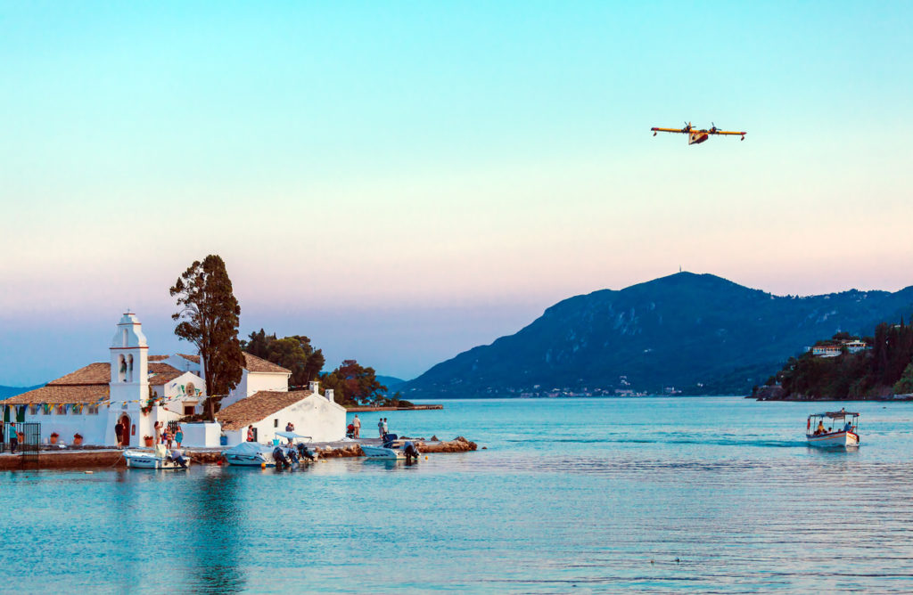 KANONI, GREECE
