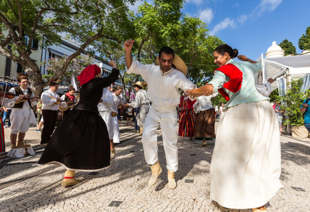 Madeira Wine Festival in Funchal