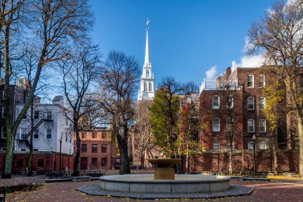 Old North Church - Boston, Massachusetts
